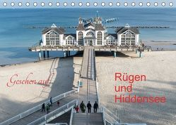 Gesehen auf – Rügen und Hiddensee (Tischkalender 2018 DIN A5 quer) von Balzer,  Karl-Günter