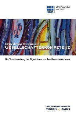 Gesellschafterkompetenz von Haftlmeier-Seiffert,  Rena, Wacker,  Ulrich