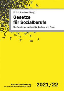 Gesetze für Sozialberufe von Stascheit,  Ulrich