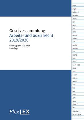 Gesetzessammlung Arbeits- und Sozialrecht 2019/2020