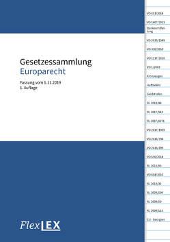 Gesetzessammlung Europarecht