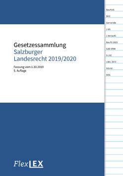 Gesetzessammlung Salzburger Landesrecht 2019/2020