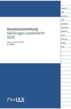Gesetzessammlung Salzburger Landesrecht 2020
