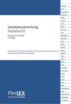 Gesetzessammlung Sozialrecht von Burger-Ehrnhofer,  Karin, Ludvik,  Christoph