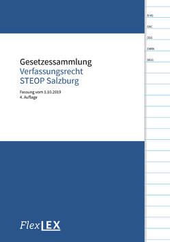 Gesetzessammlung Verfassungsrecht STEOP Salzburg von Jakab,  András, Kneihs,  Benjamin