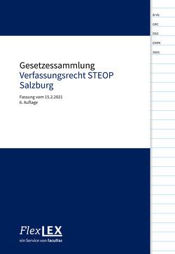 Gesetzessammlung Verfassungsrecht STEOP Salzburg