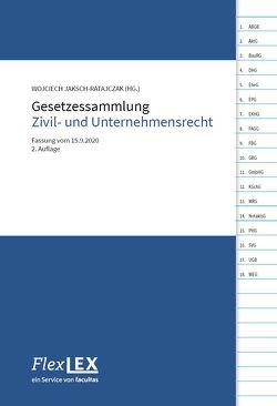 Gesetzessammlung Zivil- und Unternehmensrecht