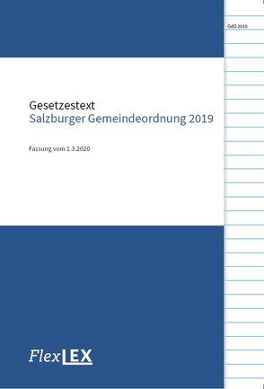 Gesetzestext Salzburger Gemeindeordnung