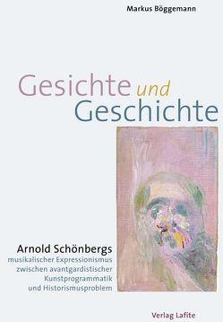 Gesichte und Geschichte von Böggemann,  Markus