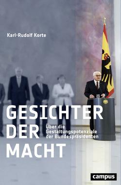 Gesichter der Macht von Korte,  Karl-Rudolf