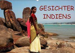 Gesichter Indiens (Wandkalender 2018 DIN A2 quer) von Rauchenwald,  Martin