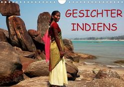 Gesichter Indiens (Wandkalender 2021 DIN A4 quer) von Rauchenwald,  Martin