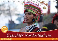 Gesichter Nordostindiens (Tischkalender 2019 DIN A5 quer) von Sprenger,  Bernd
