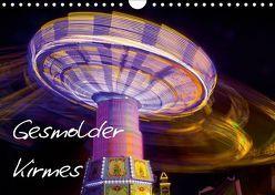 Gesmolder Kirmes (Wandkalender 2019 DIN A4 quer) von Bredenstein,  Joachim