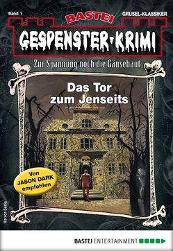 Gespenster-Krimi 1 – Horror-Serie von Collins,  Frederic