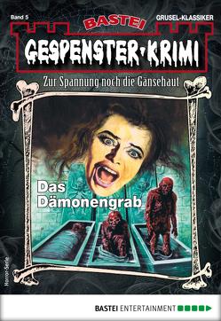 Gespenster-Krimi 5 – Horror-Serie von DeLorca,  Frank