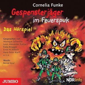 Gespensterjäger im Feuerspuk von Funke,  Cornelia