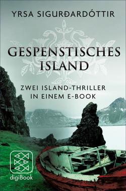Gespenstisches Island von Sigurdardóttir,  Yrsa