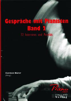 Gespräche mit Pianisten von Dürer,  Carsten