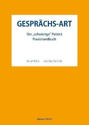 Gesprächs-Art von Faust,  Volker, Sandner,  Joachim