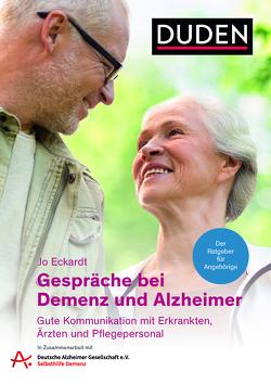 Gespräche bei Demenz und Alzheimer von Eckardt,  Jo