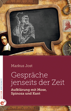 Gespräche jenseits der Zeit von Jost,  Markus