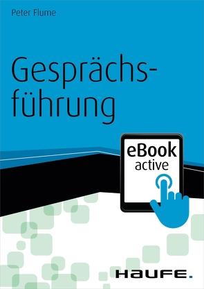 Gesprächsführung – eBook active von Flume,  Peter
