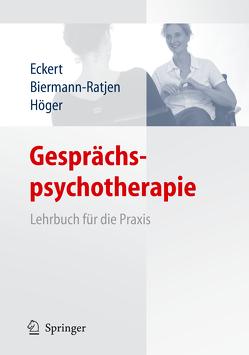 Gesprächspsychotherapie von Biermann-Ratjen,  Eva-Maria, Eckert,  Jochen, Höger,  Diether