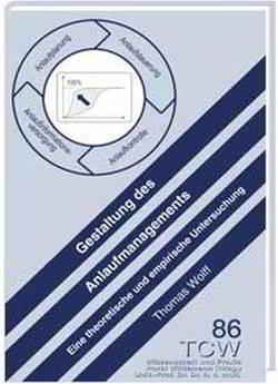 Gestaltung des Anlaufmanagements von Wolff,  Thomas