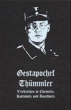 Gestapochef Thümmler von Diamant,  Adolf, Richter,  Gert, Schembs,  Hans O, Seifert,  Peter