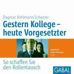 Gestern Kollege – heute Vorgesetzter von Godec,  Sabina, Karolyi,  Gilles, Kohlmann-Scheerer,  Dagmar
