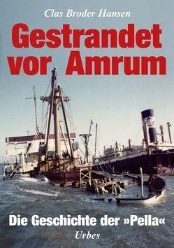 Gestrandet vor Amrum von Hansen,  Clas Broder