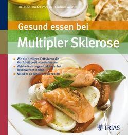 Gesund essen bei Multipler Sklerose von Pöhlau,  Dieter, Werner,  Gudrun