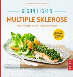 Gesund essen Multiple Sklerose von Iburg,  Anne, Pöhlau,  Dieter