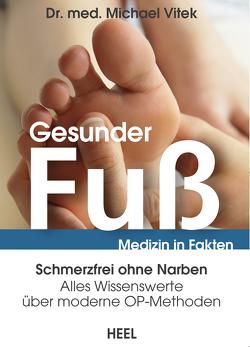 Gesunde Füße von Vitek,  Dr. med. Michael