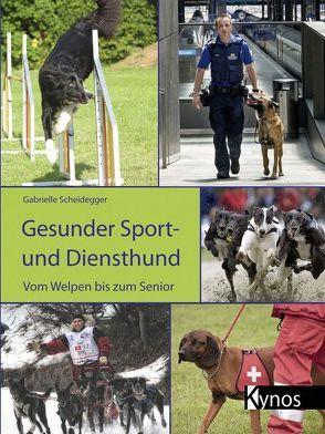 Gesunder Sport- und Diensthund von Scheidegger,  Gabrielle