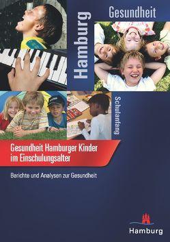 Gesundheit Hamburger Kinder im Einschulungsalter von Saier,  Uwe