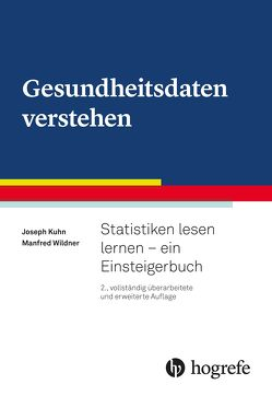 Gesundheitsdaten verstehen von Kühn,  Joseph, Wildner,  Manfred