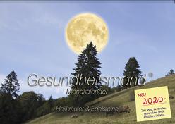 Gesundheitsmond®-Mondkalender 2020 von Römer ,  Michael