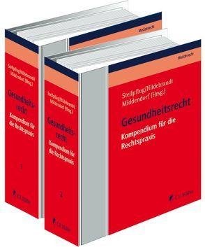 Gesundheitsrecht von Hildebrandt,  Ronny, Middendorf,  Max, Stellpflug,  Martin H.