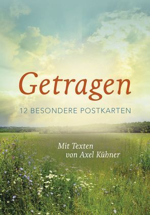 Getragen – 12 besondere Postkarten von Gamper-Brühl,  Miriam, Kühner,  Axel