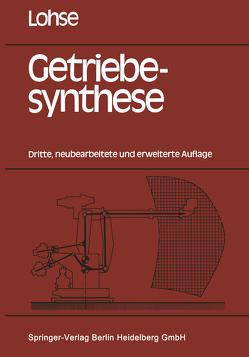 Getriebesynthese von Lohse,  P.