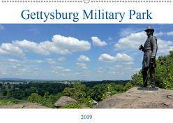 Gettysburg Military Park (Wandkalender 2019 DIN A2 quer) von Enders,  Borg