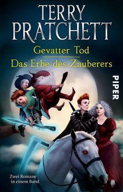 Gevatter Tod • Das Erbe des Zauberers von Pratchett,  Terry