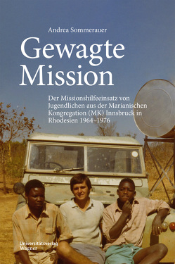 Gewagte Mission von Sommerauer,  Andrea