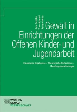 Gewalt in Einrichtungen der Offenen Kinder- und Jugendarbeit von Möller,  Renate, Schaefer,  Arne, Schneid,  Theo