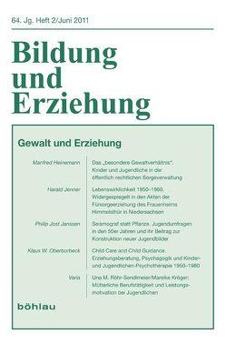 Gewaltverhältnisse in der Erziehung von Heinemann,  Manfred, Röhr-Sendlmeier,  Una