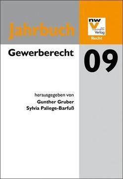 Gewerberecht von Gruber,  Gunther, Paliege-Barfuß,  Sylvia