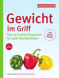 Gewicht im Griff von Dittrich,  Kathi, Groeneveld,  Maike