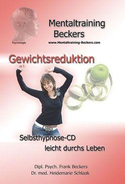 Gewichtsreduktion (MP3-Download) von Beckers,  Frank, Schlaak,  Heidemarie